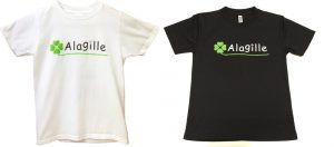 アラジールtシャツ